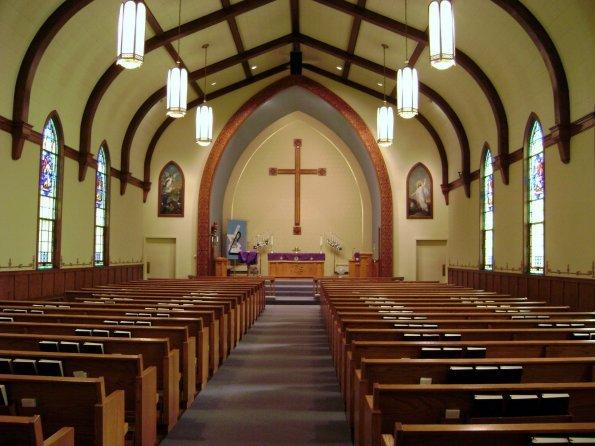 Inside-of-church