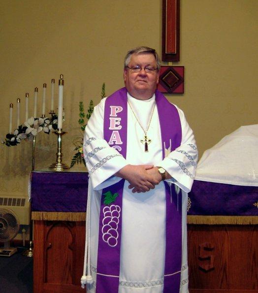 Pastor Bergelin