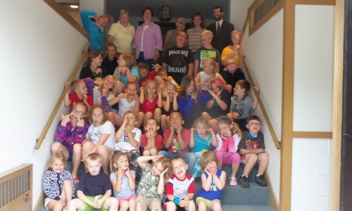 Vacation Bible Class 2013